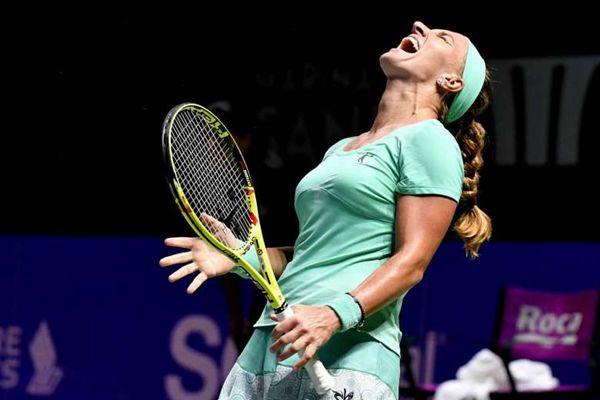 Kuznetsova 2-0 at WTA Finals after beating Pliskova