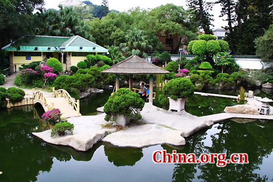 Fujian Province, one of the 'top 10 Chinese provinces with highest living standard' by China.org.cn.