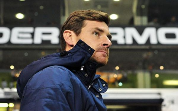 Villas-Boas named new coach of Shanghai SIPG