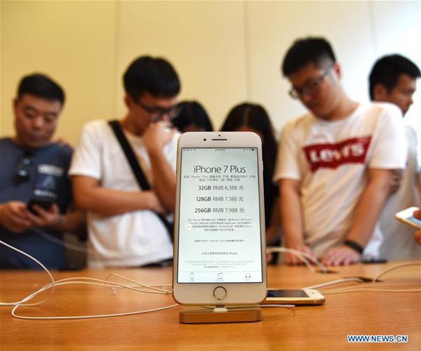 Top 5 smartphone vendors in Q3 in China