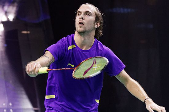 Jan O Jorgensen, one of the 'top 10 men's singles badminton players' by China.org.cn.