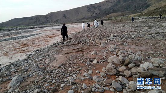 Pakistan, one of the 'top 10 countries most affected by extreme weather' by China.org.cn.