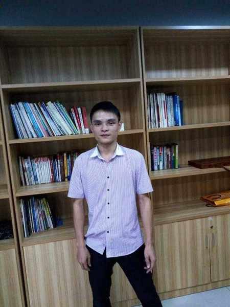 Photo of Huang Jian [Photo: sina.com]