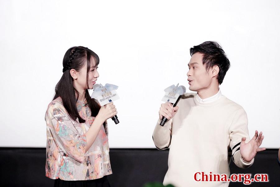 暴走家族成员 刘木子,张全蛋在《佩小姐的奇幻城堡 ...