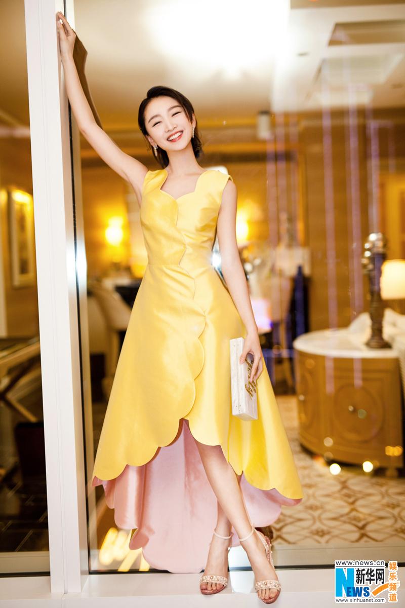 Dongyu Zhou Nude Photos 26