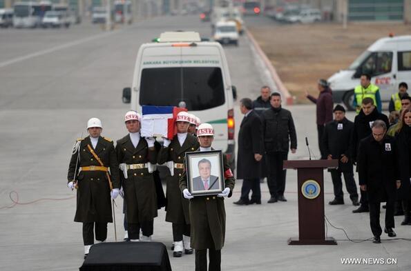 Russian Federation to bury slain ambassador Thursday