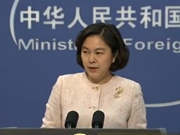 Beijing calls on countries to reduce their arsenals