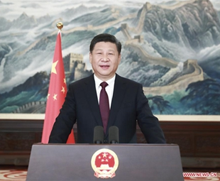 Xi's New Year speech inspires the nation