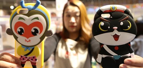 全国首家国漫主题店上海开业 满眼都是童年记忆