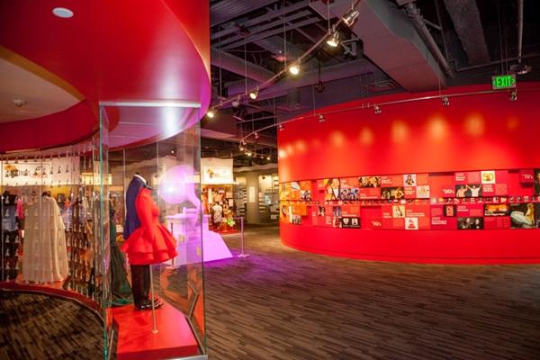 位于美国洛杉矶的格莱美博物馆。