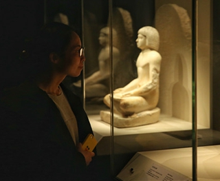 The Louvre comes to China with exhibit on its history