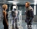 《太空旅客》登顶全球周票房冠军 被评最适合情侣观看科幻大片