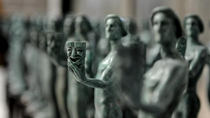 Statuettes of 'The Actor' for 23rd annual SAG Awards