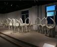 Beijing's Qianmen area hosts intangible heritage exhibition