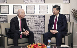 Xi calls for joint efforts in building stable China-U.S. relations