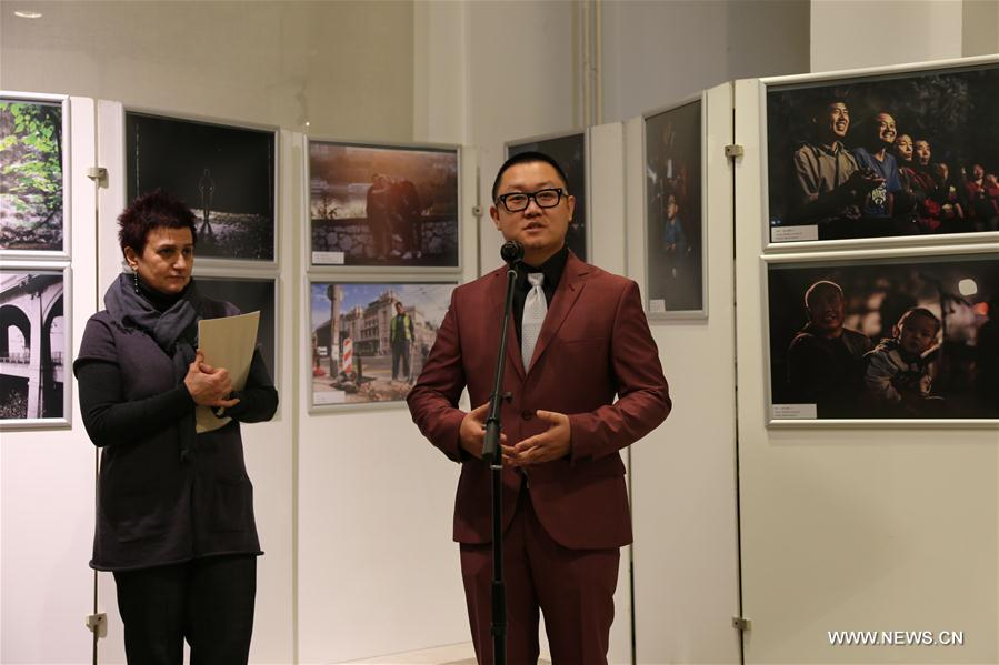 First Sino-Serbia youth photography festival opens in Belgrade
