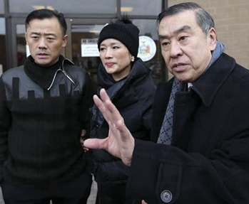 Chinese comedian released on bail after gun, drug arrest in US