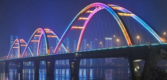 吉林市夜巴黎_图片 Photos - China.org.cn