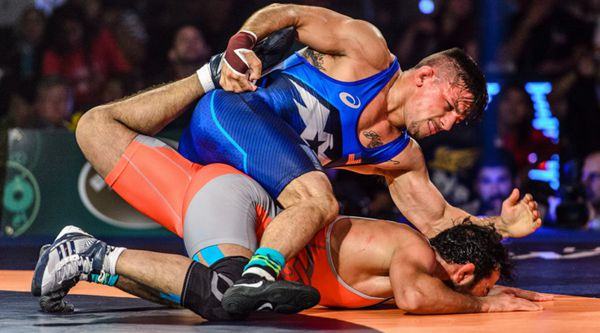 Iran Bars Us Team From Wrestling World Cup China Org Cn