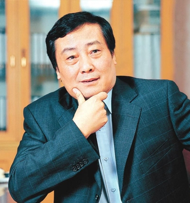 Zong Qinghou and family, one of the 'Top 10 richest people in China in 2017' by China.org.cn