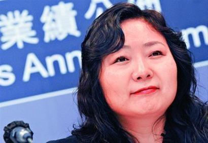 Wu Yajun, one of the 'Top 10 self-made women billionaires in the world' by China.org.cn