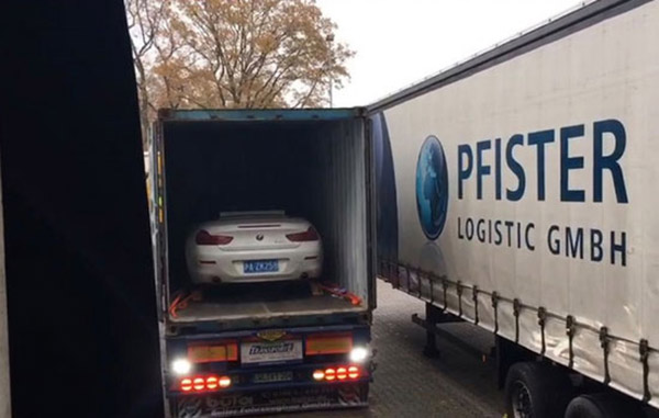 Chinese BMW owner ships car to Germany to pursue compensation claim
