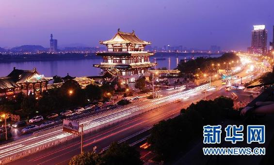 Changsha, one of the 'Top 5 sleepless cities in China' by China.org.cn