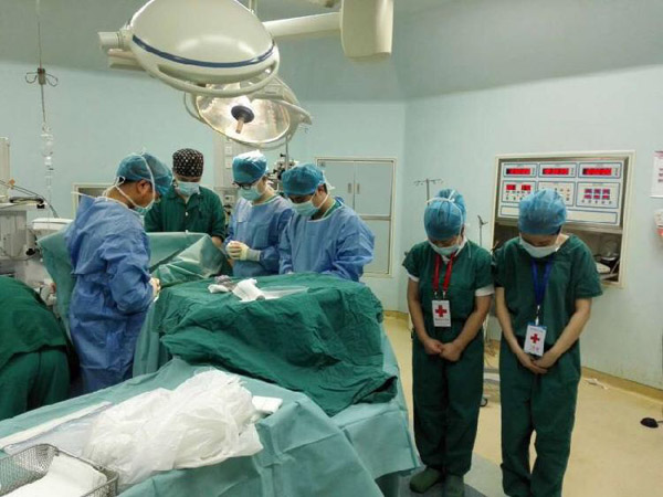 Youngest organ donor in China: 33 hours old