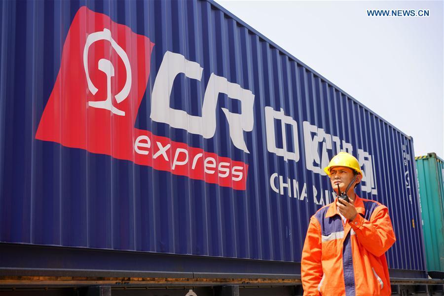 Chongqing-Xinjiang-Europe railway boosts economic co-op between countries along route