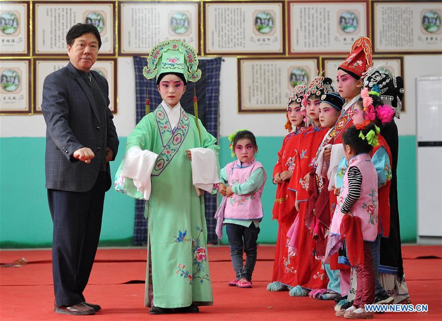 CHINA-HEBEI-INTANGIBLE CULTURE(CN)
