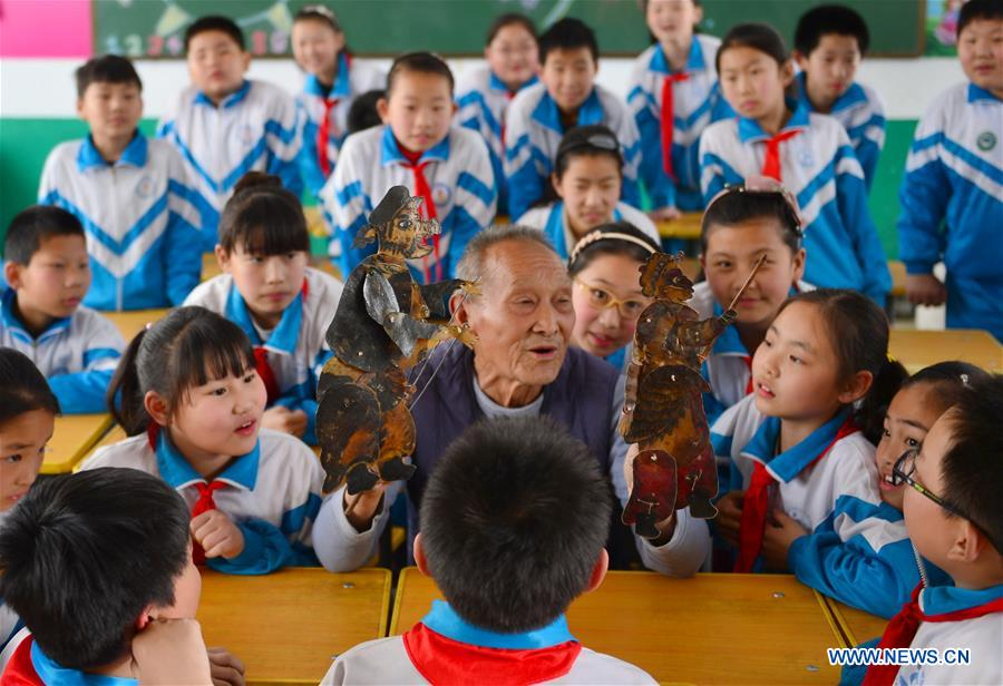 CHINA-HEBEI-SCHOOL-CULTURE (CN)