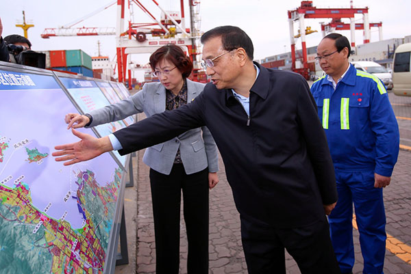 Li: High-quality imports needed to address the trade imbalance