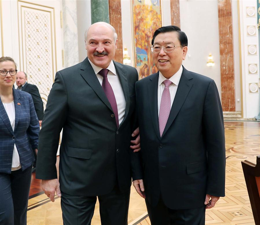 China vows to cement all-round strategic partnership with Belarus