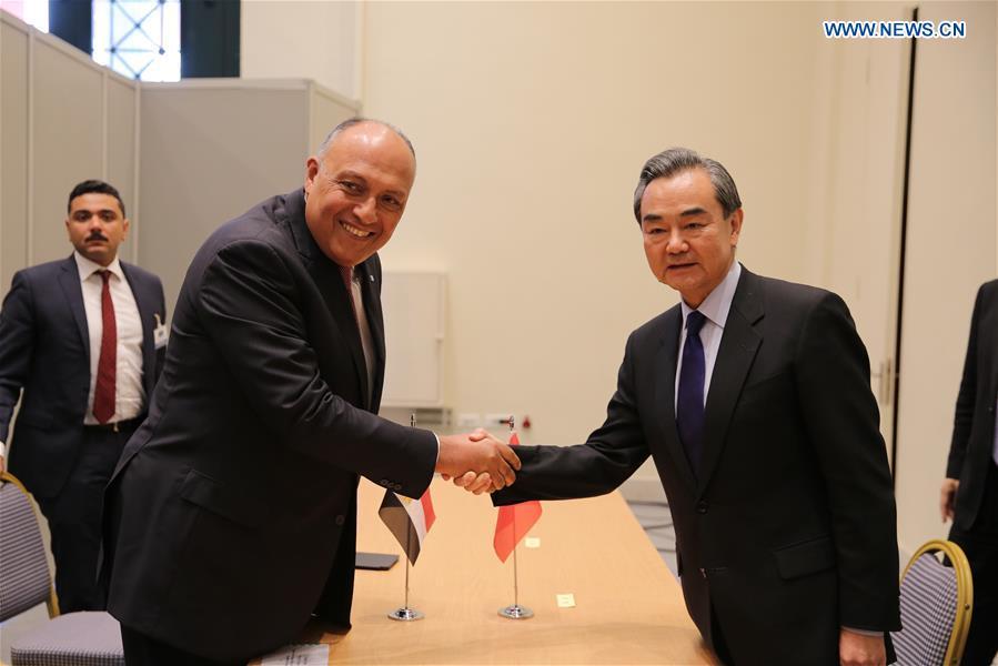 China, Egypt eye Belt and Road cooperation