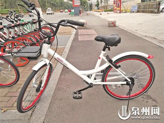 Hellobike, one of the 'top 10 bike-sharing apps in China' by China.org.cn.