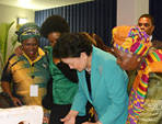China to deepen co-op with S. Africa on women's affairs
