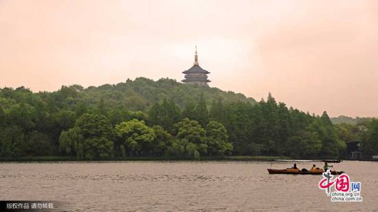 Hangzhou, one of the 'Top 10 destinations in China in 2017' by China.org.cn