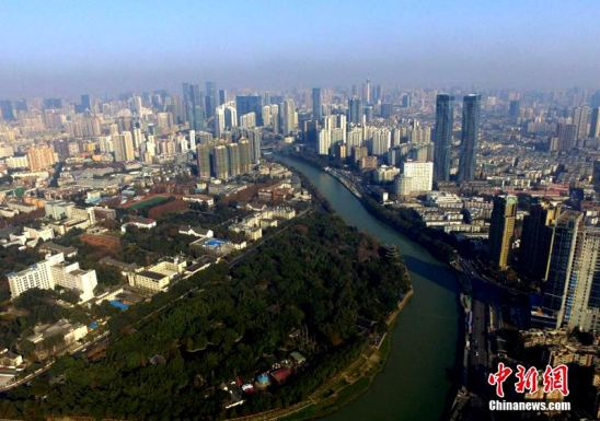 Chengdu, one of the 'Top 10 destinations in China in 2017' by China.org.cn