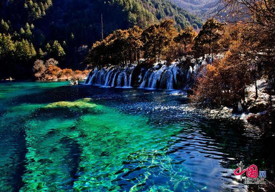 Jiuzhaigou, one of the 'Top 10 destinations in China in 2017' by China.org.cn