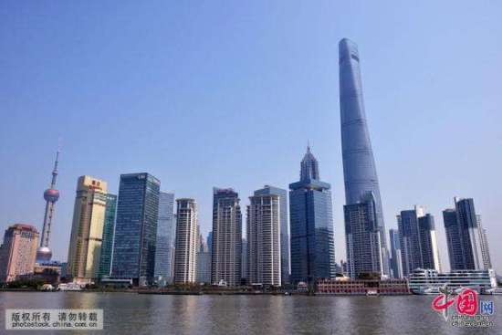 Shanghai, one of the 'Top 10 destinations in China in 2017' by China.org.cn