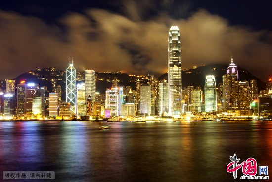 Hong Kong, one of the 'Top 10 destinations in China in 2017' by China.org.cn