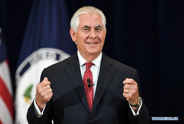Tillerson plans changes for State Department as workers prepare for cuts