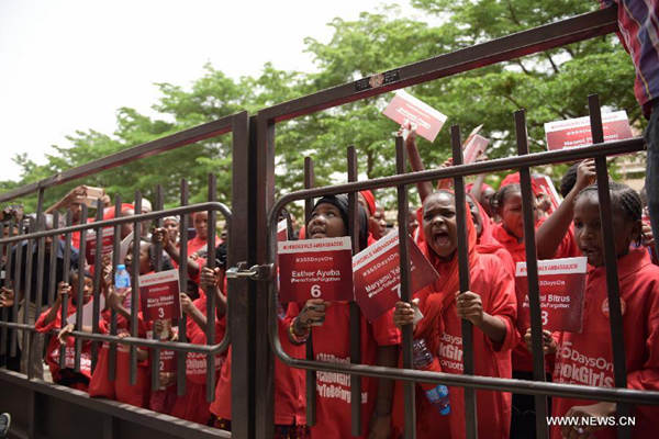 Chibok girls: UNICEF commends FG over release of 82 victims