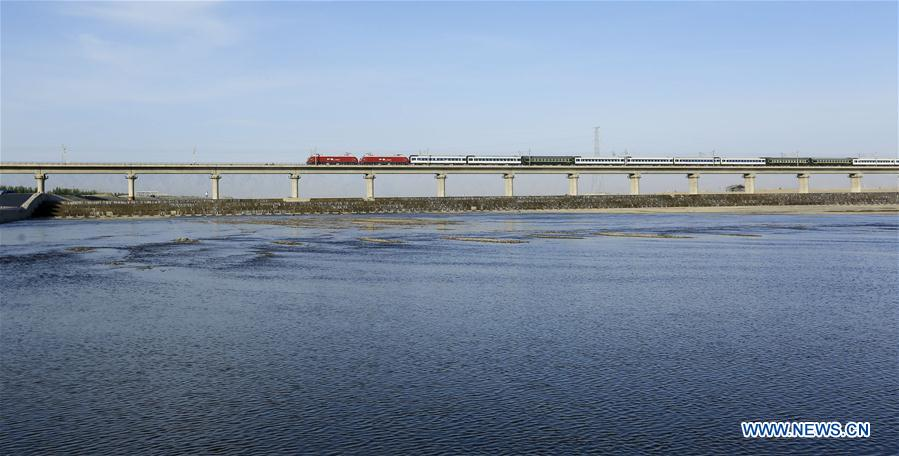 Lanxin High-speed Railway serves for Belt and Road Initiative
