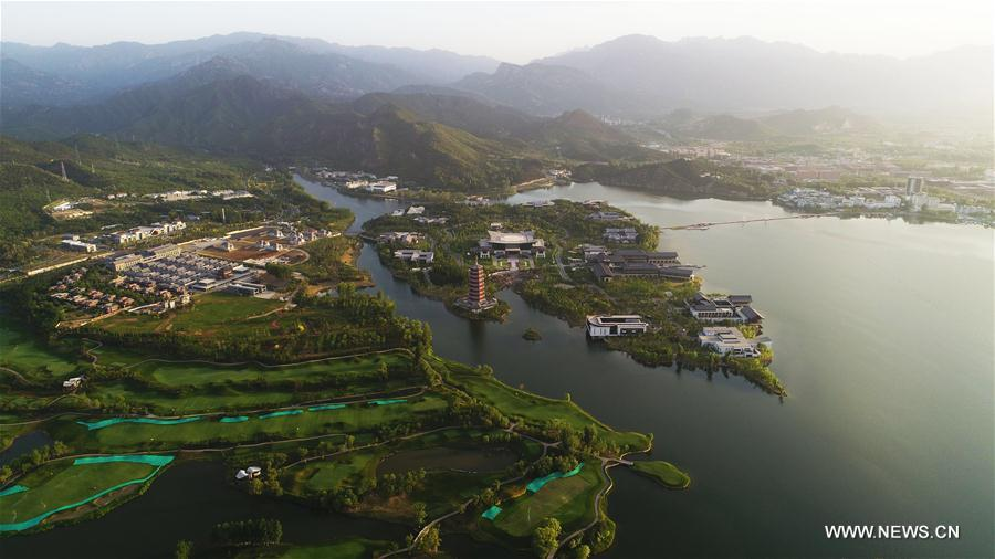 CHINA-BEIJING-BELT AND ROAD FORUM-YANQI LAKE (CN)