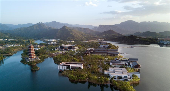 China to host Belt and Road Forum at Yanqi Lake resort in Beijing