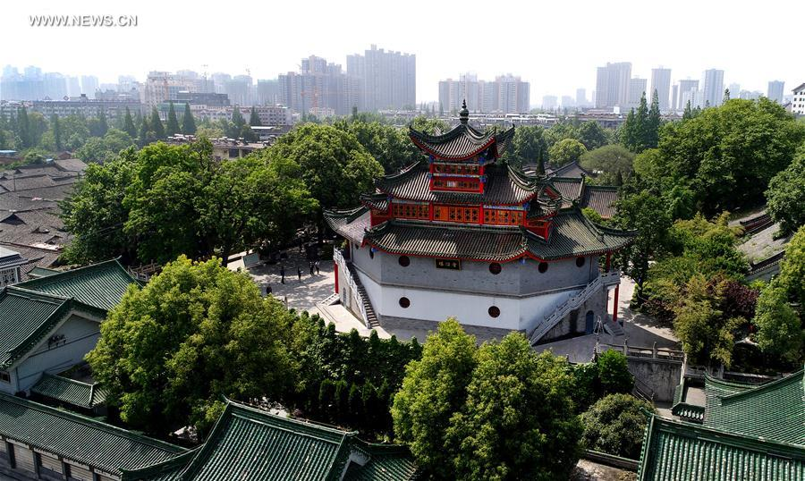 CHINA-SHAANXI-HANZHONG-SCENERY (CN)
