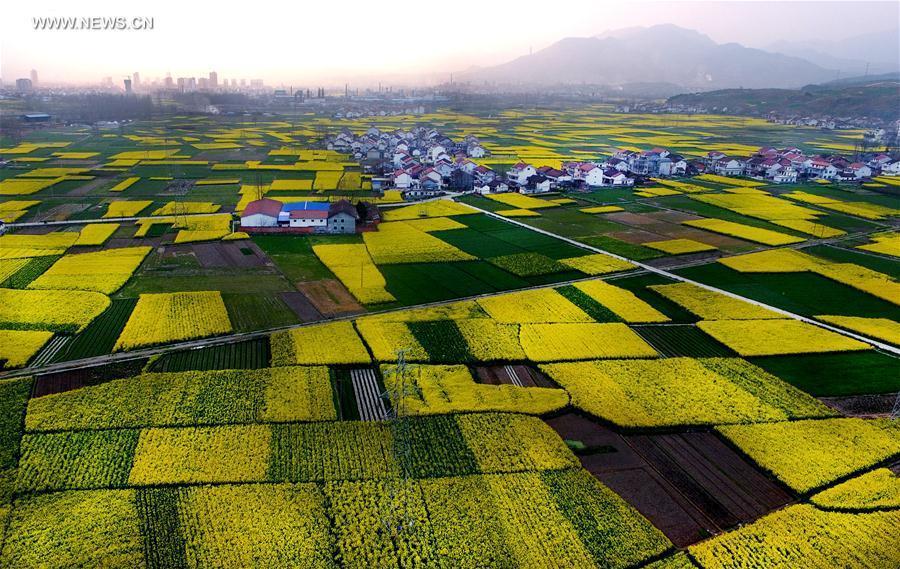 CHINA-SHAANXI-HANZHONG-SCENERY (CN)