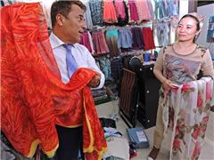 China's Yiwu witnesses success of Iranian businessman