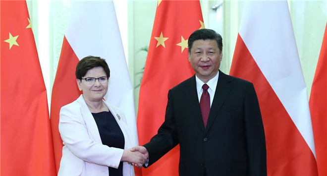 China, Poland highlight cooperation under Belt and Road Initiative